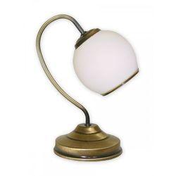 Rodos lampka stołowa 1 pł. / patyna, Dodaj produkt do koszyka i uzyskaj rabat -10% taniej!