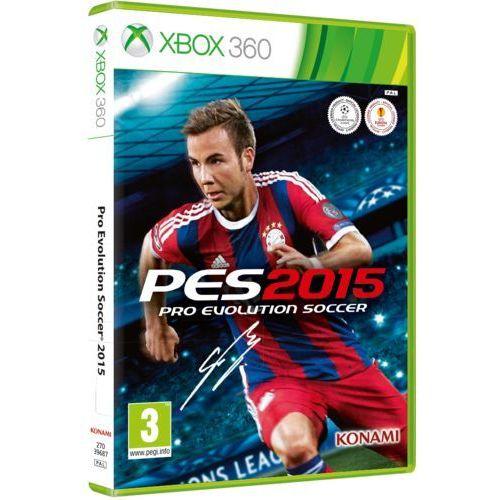 Gry Xbox 360, Pro Evolution Soccer 2015 (Xbox 360)