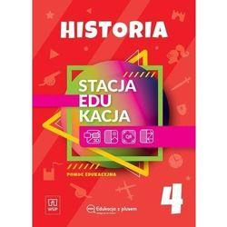 Stacja edukacja Historia SP 4 WSiP - praca zbiorowa - książka (opr. broszurowa)
