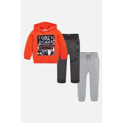 Mayoral - Komplet dziecięcy (bluza+2 pary spodni) 92-134 cm