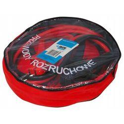 IBOX KABLE ROZRUCHOWE 4M, PRZEKRÓJ 25 MM - I051-25MM2