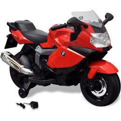 vidaXL BMW 283 Elektryczny motor dla dzieci Czerwony 6 V Darmowa wysyłka i zwroty