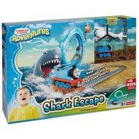 Pojazdy bajkowe dla dzieci, Tomek i Przyjaciele, Ucieczka przed rekinem