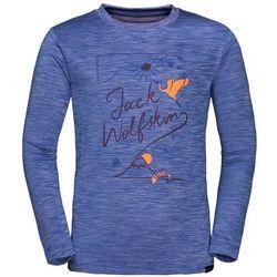 Dziecięca koszulka VARGEN LONGSLEEVE KIDS true lavender - 116