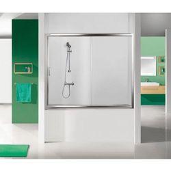 SANPLAST drzwi nawannowe TX5 180 wnękowe szkło GY (parawan) D2-W/TX5b-180 600-271-1580-38-501