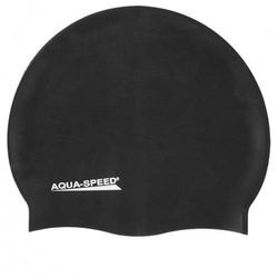 Czepek Aqua-Speed Mega (Kolor: Czarny)