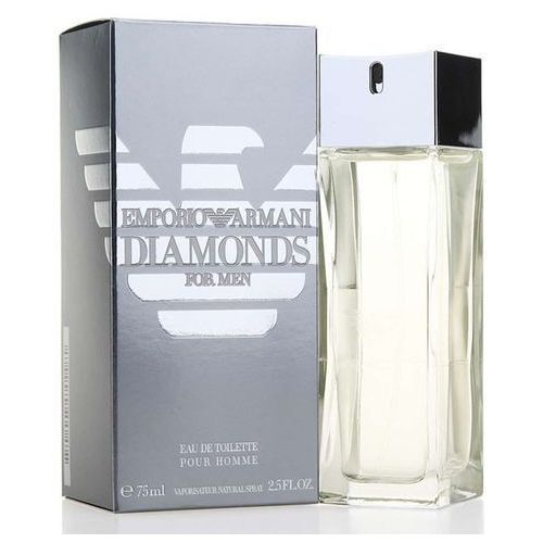 Wody toaletowe męskie, Giorgio Armani Emporio Diamonds Men 75ml EdT