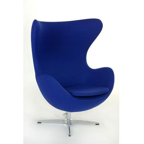 Fotele, Fotel Jajo inspirowany Egg kaszmir