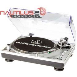 Audio-Technica AT-LP120-USBHC + Wkładka AT95E + In-Akustik Premium Record BRUSH + Clean IT gratis! - Dostawa 0zł! - Raty 20x0% lub rabat!