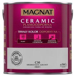 Farba Ceramiczna Magnat Ceramic C30 Srebrzysty Grafit 2.5l