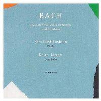 Pozostała muzyka poważna, 3 Sonatas For Viola Da Gamba And Harpsichord Bwv 1027-29