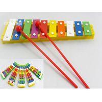 Instrumenty dla dzieci, Cymbałki 10 tonów - INTERKOBO