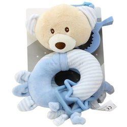 New Baby Zawieszka z dodatkami-Miś 17 cm