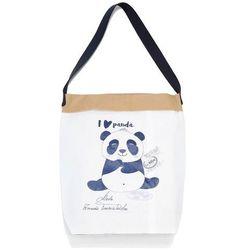 Paper Bag - #ILovePanda - Torba na zakupy - La Millou
