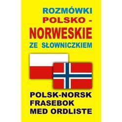 Rozmówki polsko-norweskie ze słowniczkiem (opr. broszurowa)