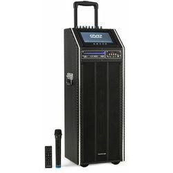 Auna Pro TT-Play SE, gramofon, kolumny 20 W maks., Bluetooth, pitch control, czarny