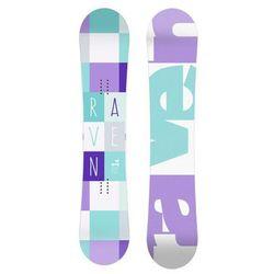 Deska snowboardowa Raven Laura 2019