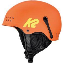 DZIECIĘCY KASK K2 ENTITY POMARAŃCZOWY S 10C4012/32/S 51-55