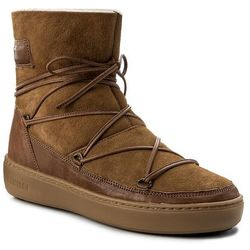 Śniegowce MOON BOOT - Pulse Low Shearling 24102700002 Whisky