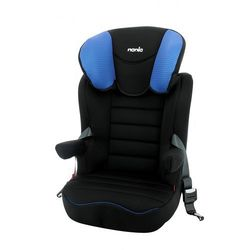 Nania fotelik samochodowy R-Way Easyflex Tech Blue - BEZPŁATNY ODBIÓR: WROCŁAW!