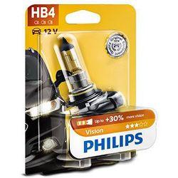 Żarówka samochodowa HB4 Philips Vision, P22d, 55 W, 12 V, 1 szt.