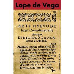 Nowa sztuka pisania komedii w dzisiejszych czasach - Lope de Vega - ebook