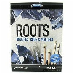Toontrack Roots SDX - Brushes, Rods & Mallets