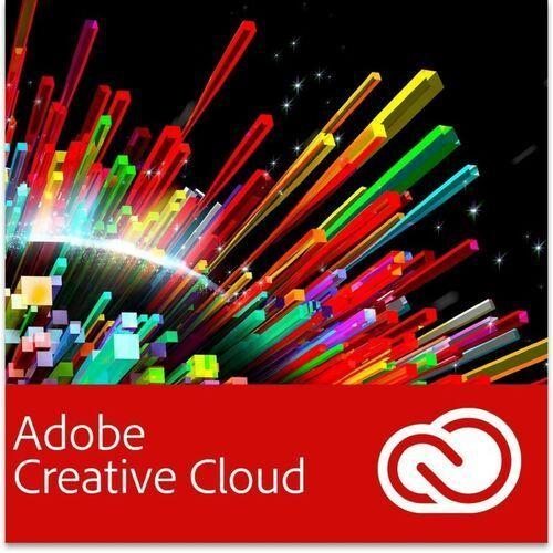 Programy graficzne i CAD, Adobe Creative Cloud Win/Mac - Subskrypcja (12 m-cy)/Wersja PL/Szybka wysyłka/F-VAT 23%