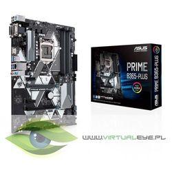 Asus Płyta główna PRIME B365-PLUS s1151 4DDR4 HDMI/VGA/DVI ATX