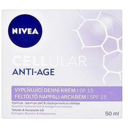 Nivea Cellular Anti-Age wypełniający krem na dzień SPF 15 50 ml
