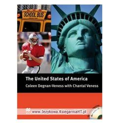 Macmillan Cultural Readers 4: The United States of America with CD (opr. miękka)