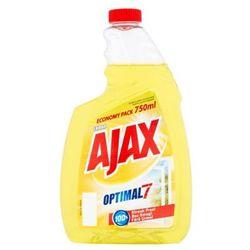 AJAX 750ml Płyn do szyb lemon zapas