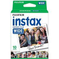 Klisze fotograficzne, Fujifilm INSTAX Wide 10 szt. - produkt w magazynie - szybka wysyłka!
