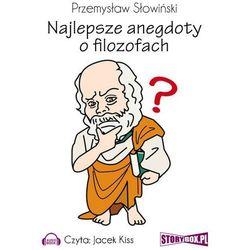 Najlepsze anegdoty o filozofach - Przemysław Słowiński