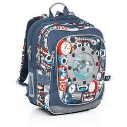 Plecak szkolny Topgal CHI 791 Q - Tyrquise