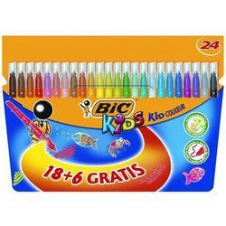 Pisaki Bic Kids Couleur 841803 24kol.