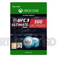 Pozostałe gry, EA Sports UFC 3 500 Punktów [kod aktywacyjny]