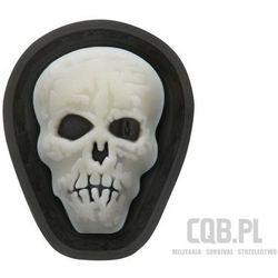 Naszywka Maxpedition MCHSZ Hi Relief Skull Micropatch Glow
