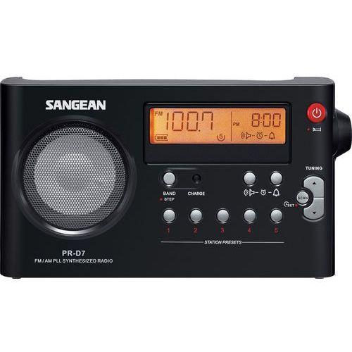 Radioodbiorniki, Sangean PR-D7