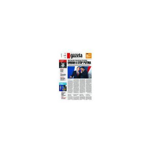 E-booki, Gazeta Wyborcza - Szczecin 40/2015