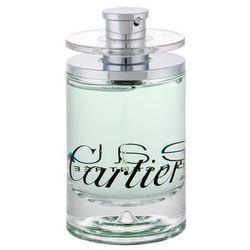 Cartier Eau De Cartier Concentree 100ml U Woda toaletowa Tester