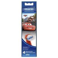 Końcówki do szczoteczek elektrycznych, Końcówka szczoteczki ORAL-B Kids Cars (EB10-4)