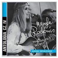Rock, MARYLA RODOWICZ - RARYTASY CZ. 2 (1970-1973) (CD)