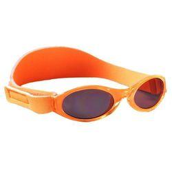 Okulary przeciwsłoneczne dzieci 0-2lat UV400 BANZ - Orange