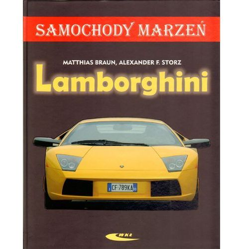 Biblioteka motoryzacji, Lamborghini (opr. twarda)