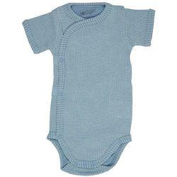 Lodger body dziecięce Romper Short Sleeves Ciumbelle Ocean 74 niebieski - BEZPŁATNY ODBIÓR: WROCŁAW!
