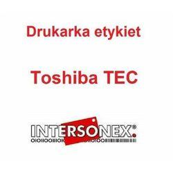 Toshiba TEC B-EX6T3-GS12-QM-R 200 dpi