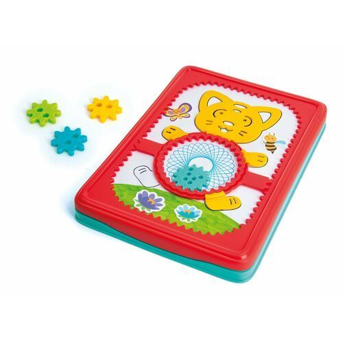 Pozostałe zabawki edukacyjne, Zestaw do rysowania Spiralne zwierzaki