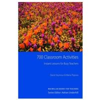 Książki do nauki języka, 700 Classroom Activities New Edition