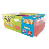 Pozostałe artykuły plastyczne, Super Sand Red